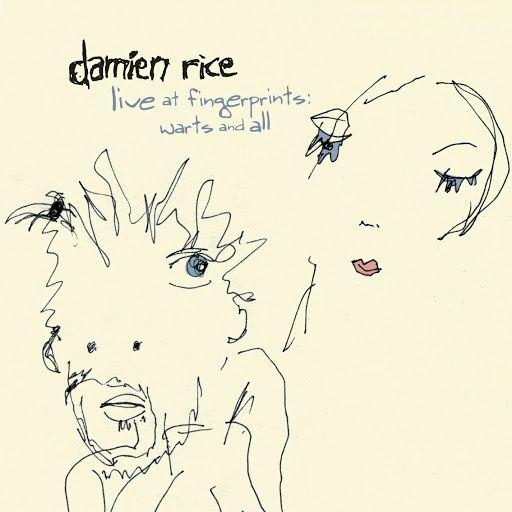 Damien Rice альбом Live At Fingerprints: Warts And All