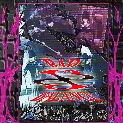 Bad Balance альбом Naletchiki Bad B.