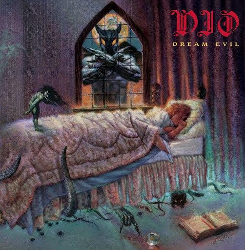 Dio альбом Dream Evil (Remastered)