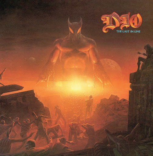 Dio альбом The Last In Line (Remastered)