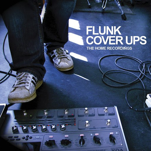 Flunk альбом Cover Ups - The Home Recordings