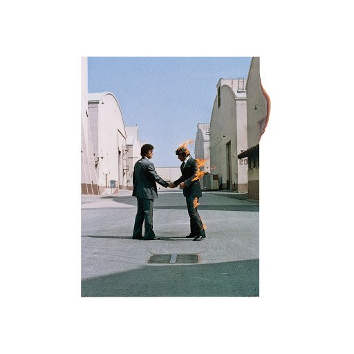 Pink Floyd альбом Wish You Were Here