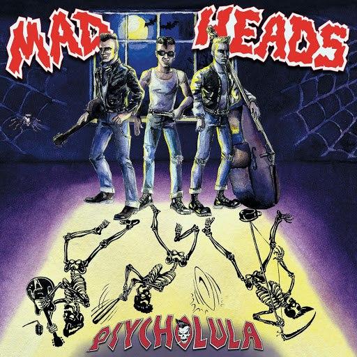 Mad Heads альбом Psycholula