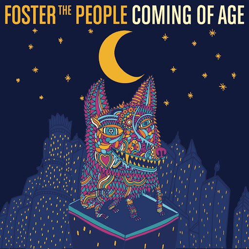 Foster The People альбом Coming of Age