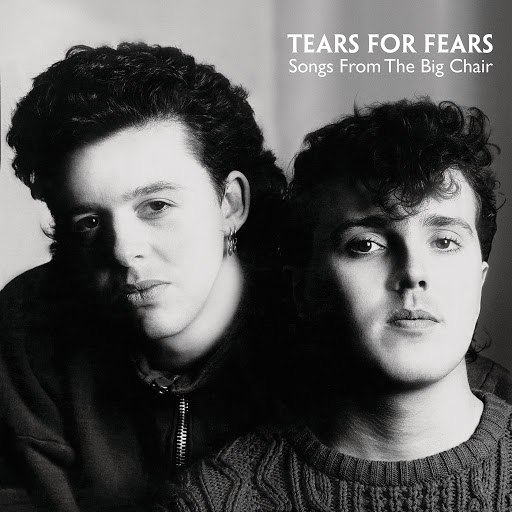 Tears for Fears альбом Songs From The Big Chair (Super Deluxe)