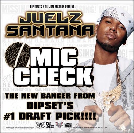 Juelz Santana альбом Mic Check