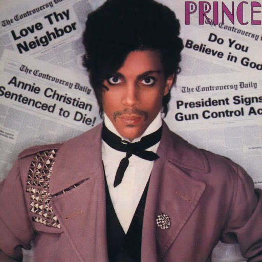 Prince альбом Controversy