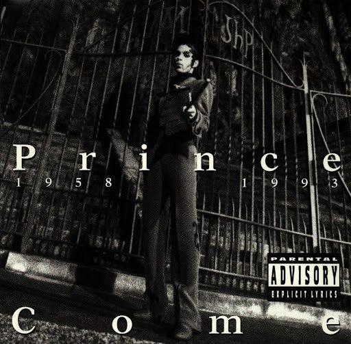 Prince альбом Come