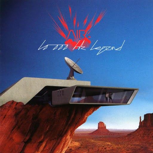 Air альбом 10 000 Hz Legend