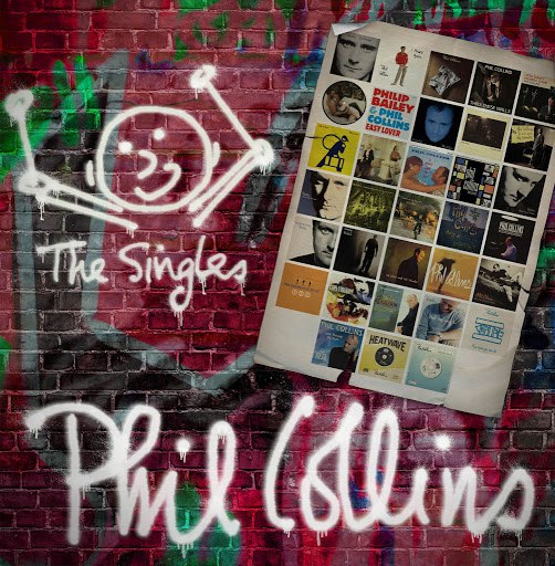Phil Collins альбом The Singles (Expanded)