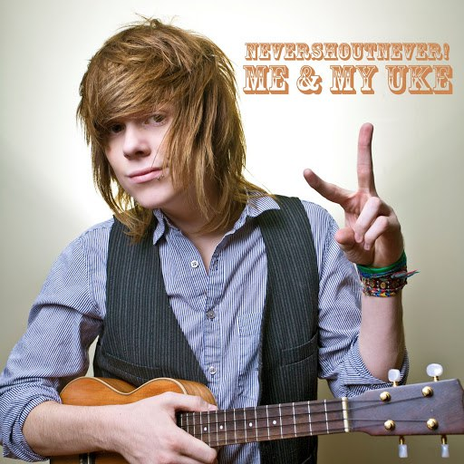 Never Shout Never альбом Me And My Uke