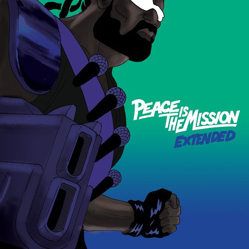 Major Lazer альбом Peace Is The Mission (Extended)