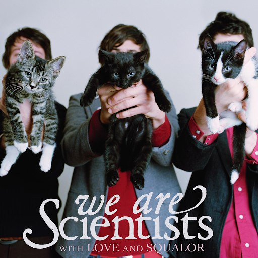 We Are Scientists альбом With Love And Squalor