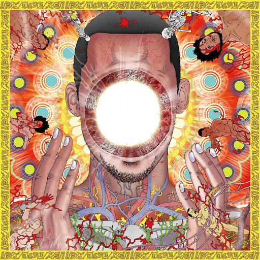 Flying Lotus альбом Never Catch Me (feat. Kendrick Lamar)