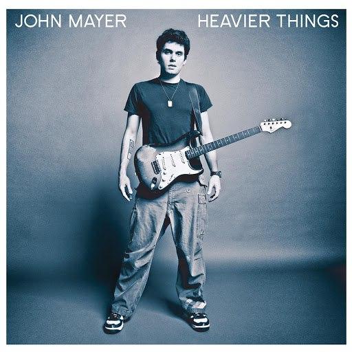 John Mayer альбом Heavier Things