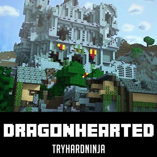 TryHardNinja альбом Dragonhearted