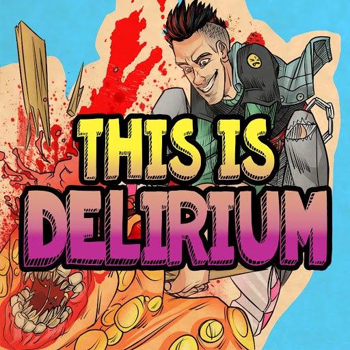 TryHardNinja альбом This Is Delirium