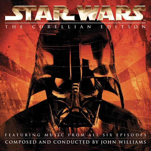 John Williams альбом Star Wars: The Corellian Edition