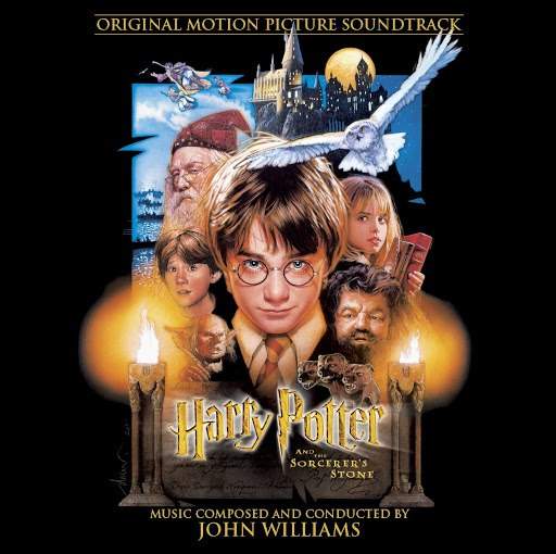 John Williams альбом Harry Potter And The Sorcerer's Stone: Original Motion Picture Soundtrack