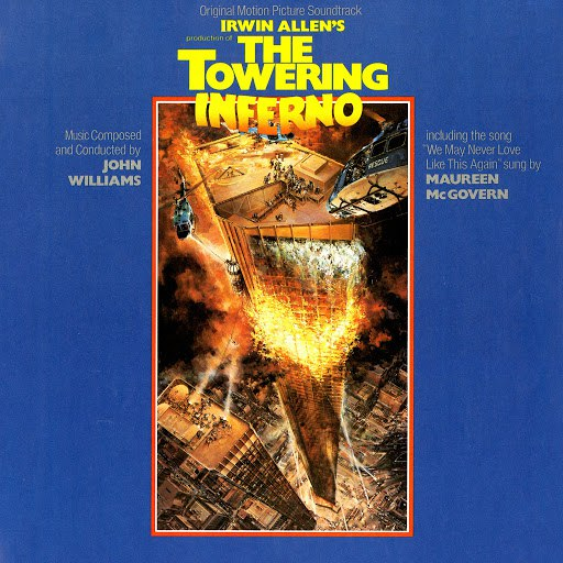 John Williams альбом The Towering Inferno (Original Motion Picture Soundtrack)
