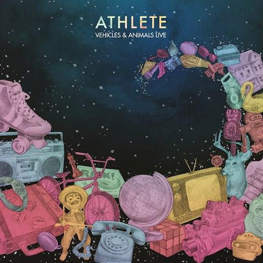 Athlete альбом Vehicles & Animals (Live)
