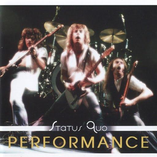 Status Quo альбом Performance