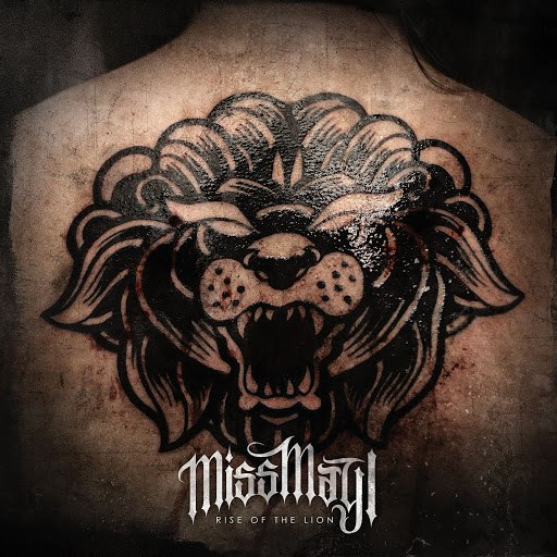 Miss May I альбом Rise Of The Lion
