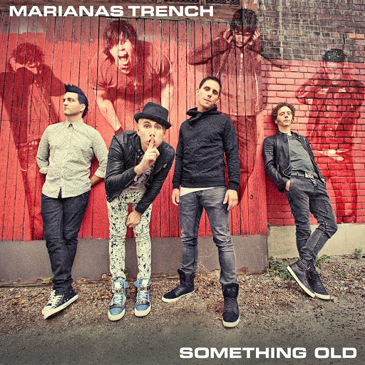 Marianas Trench альбом Sicker Things