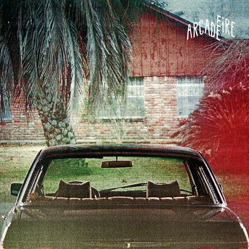 Arcade Fire альбом The Suburbs