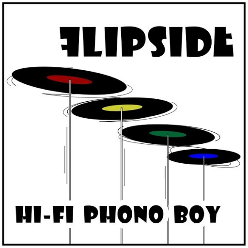 Flipside альбом Hi-Fi Phono Boy