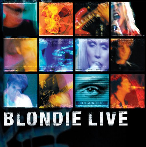 Blondie альбом Live
