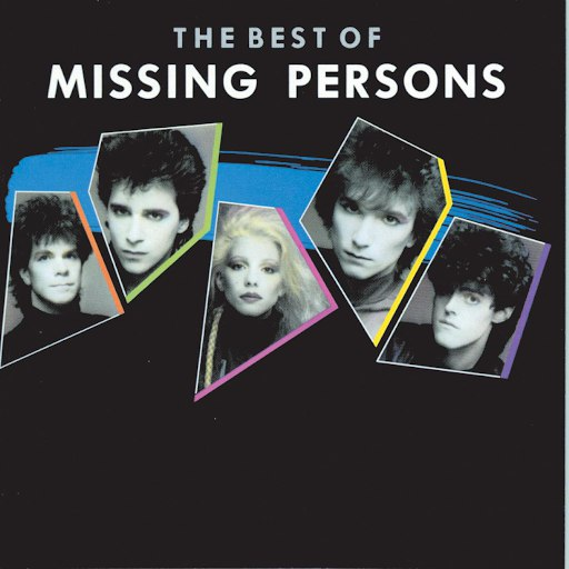 Missing Persons альбом The Best Of Missing Persons