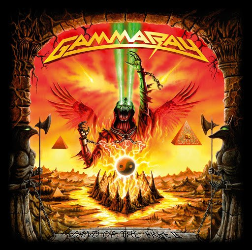 Gamma Ray альбом Land Of The Free Pt. II