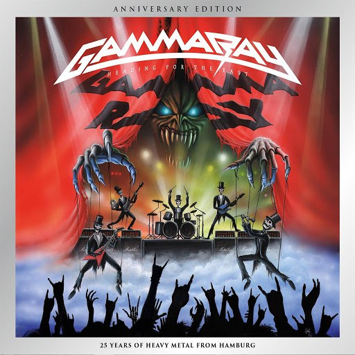 Gamma Ray альбом Heading For The East (Anniversary Edition)