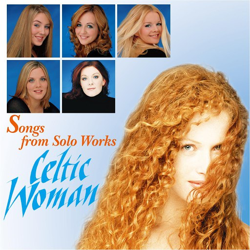 Celtic Woman альбом Songs From Solo Works - Celtic Woman