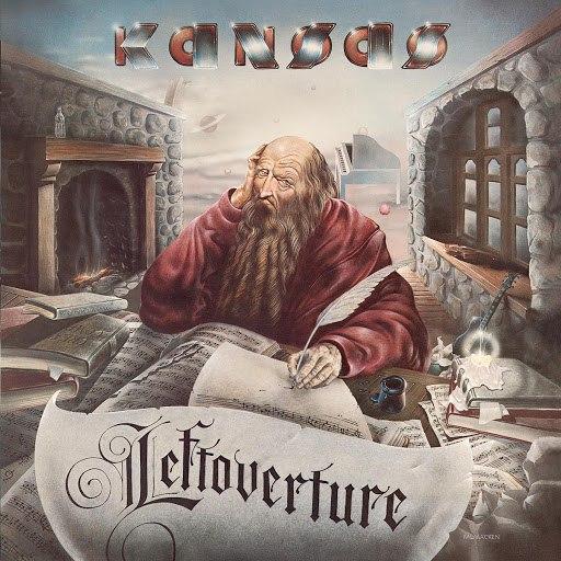 Kansas альбом Leftoverture
