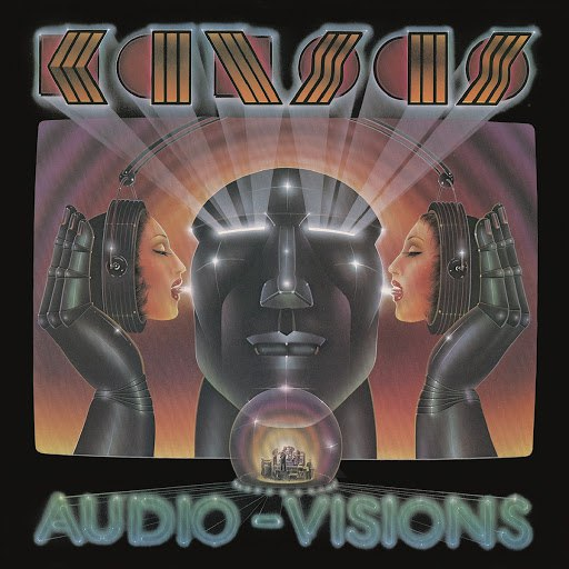 Kansas альбом Audio-Visions