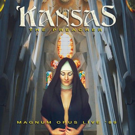 Kansas альбом The Preacher - Magnum Opus Live '89