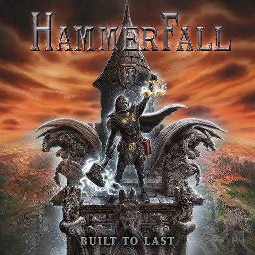 HammerFall альбом Built To Last