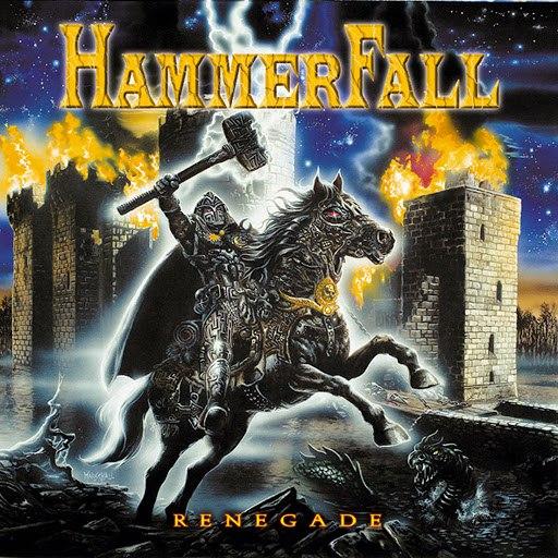 HammerFall альбом Renegade
