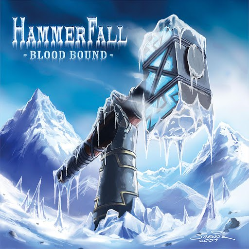 HammerFall альбом Blood Bound
