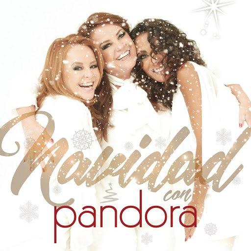Pandora альбом Navidad con Pandora