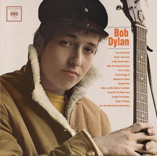 Bob Dylan альбом Bob Dylan