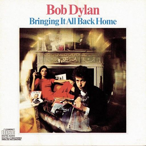 Bob Dylan альбом Bringing It All Back Home