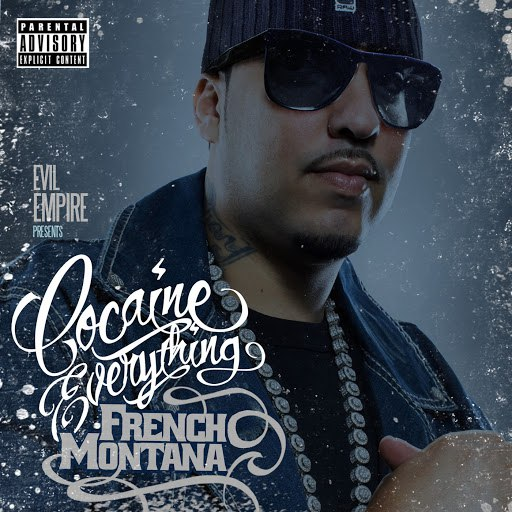 French Montana альбом Cocaine Everything