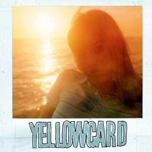 Yellowcard альбом Ocean Avenue