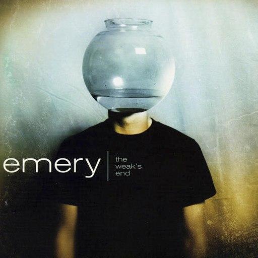 Emery альбом The Weak's End