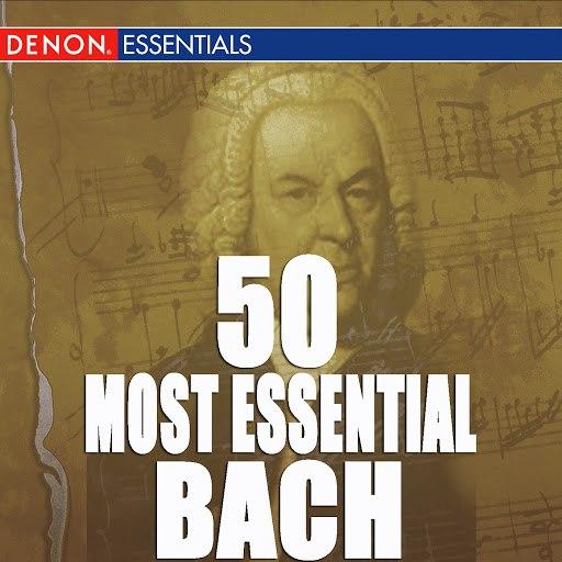 Johann Sebastian Bach альбом 50 Most Essential Bach Pieces