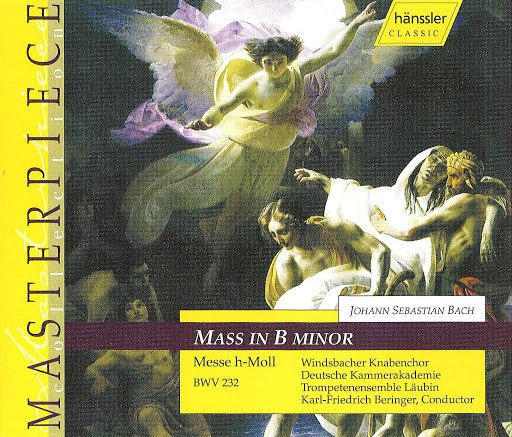 Johann Sebastian Bach альбом Bach: Mass in B minor