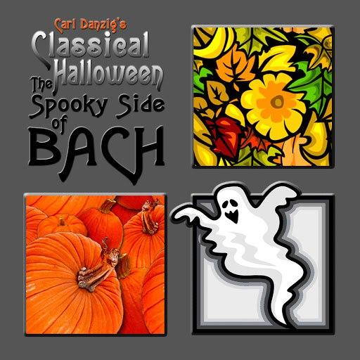 Johann Sebastian Bach альбом Classical Halloween: The Spooky Side of Bach